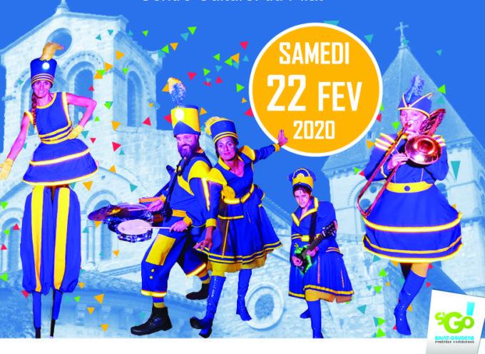 Le carnaval de Saint-Gaudens