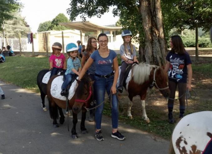 Saint-Gaudens : Balades à poney pour les petits