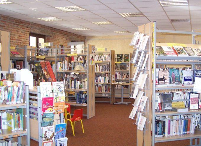 Modification des horaires de la bibliothèque de Rieux pendant les vacances