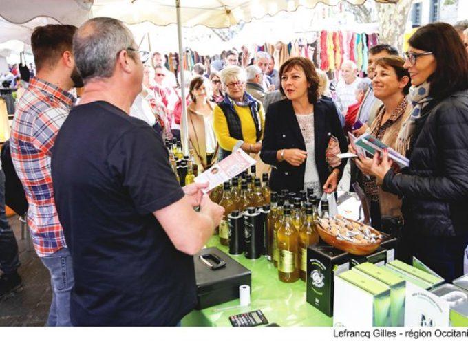 La Région Occitanie lance un appel à consommer régional