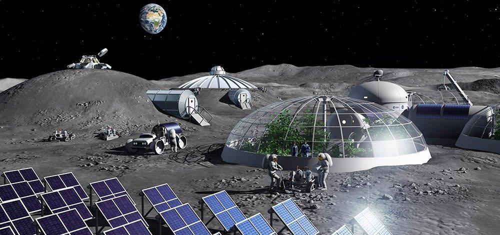 Quatre étudiants toulousains à la conquête de la Lune !   Petite ...