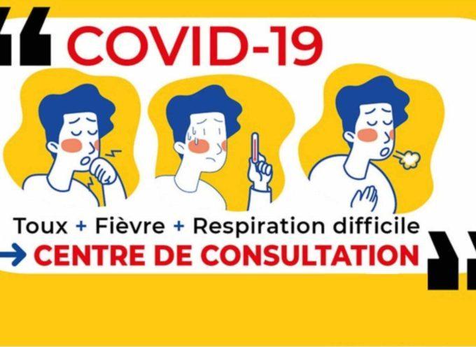 Liste des lieux de consultation en cas de risque de coronavirus