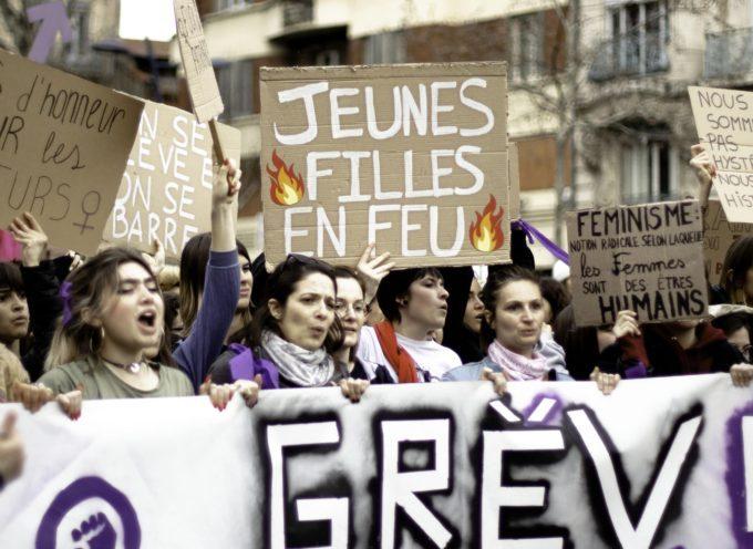 """Rétrospective du 8 mars : """"On crie Révolution !"""" dans les rues de Toulouse"""