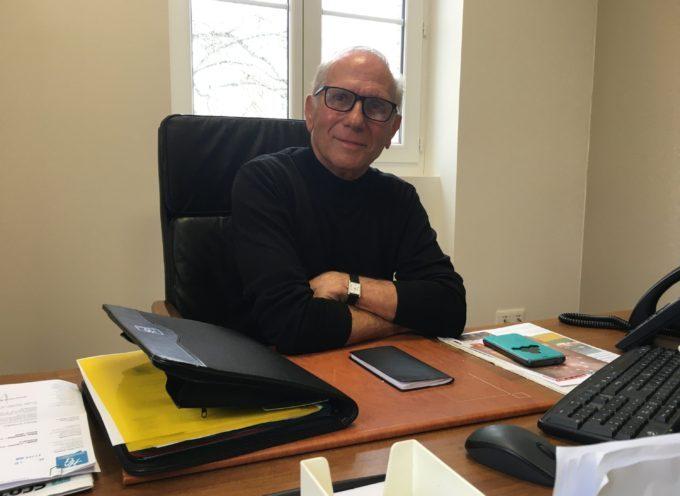 Les vœux de Gérard Roujas, président du pays sud toulousain