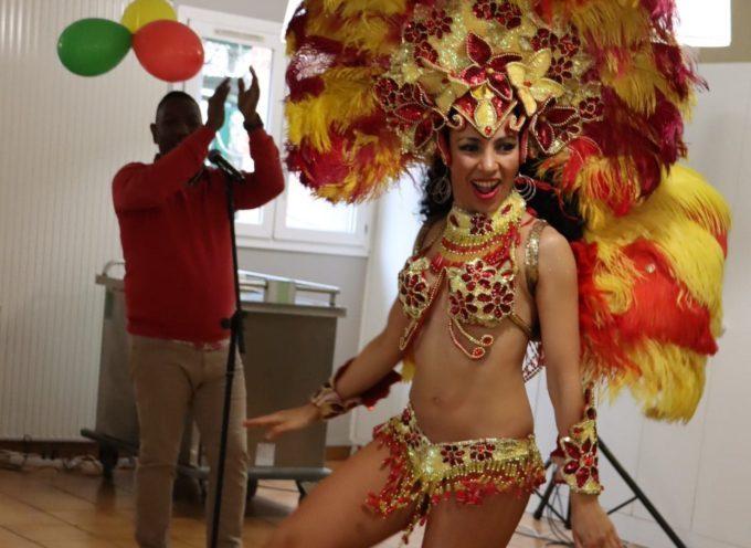 Belle ambiance au carnaval des EHPAD du groupe EDENIS de Muret