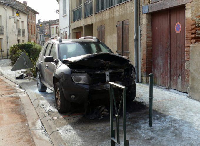 13 voitures brûlées à Carbonne : le pyromane arrêté