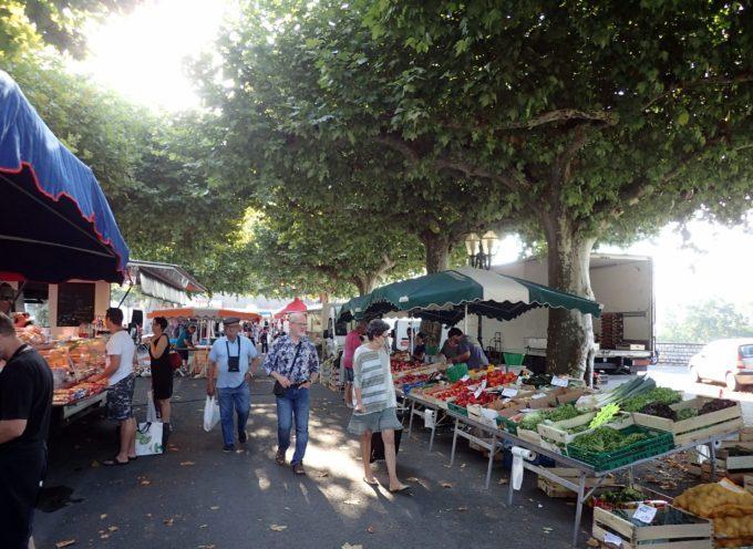 Reprise du marché de Saint-Gaudens
