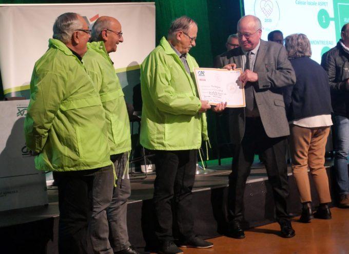 Montréjeau / Villeneuve de Rivière : Un trophée de plus pour les 3A