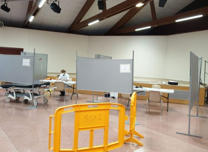 CARBONNE : Le Centre de prise en charge pour le COVID 19 est opérationnel