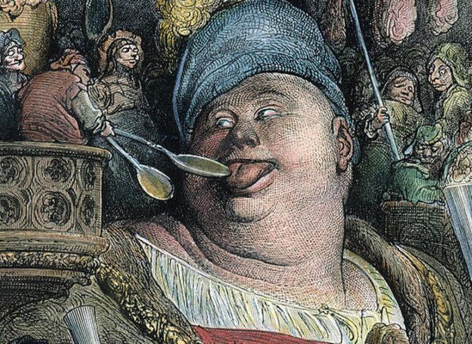 En 1534 Gargantua raconte comment faire face à la pénurie de papier cul. Grossier mais désopilant et d'actualité!