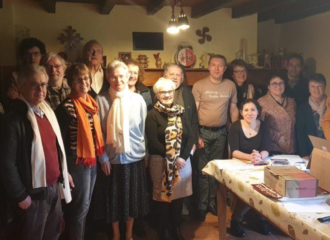 L'assemblée générale de l'Ostau Comengès s'est tenue en début de mois