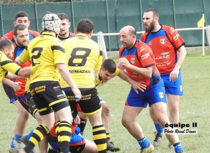 Rugby XV : L'UCF valide la montée