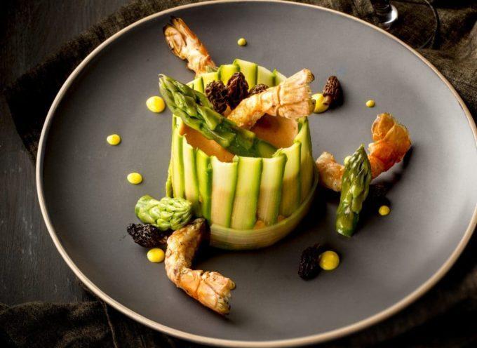 Votre menu de Pâques avec les stars de la saison : asperges, agneau et fraises !