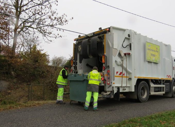 CC Cœur et coteaux du Comminges : Collecte des ordures ménagères