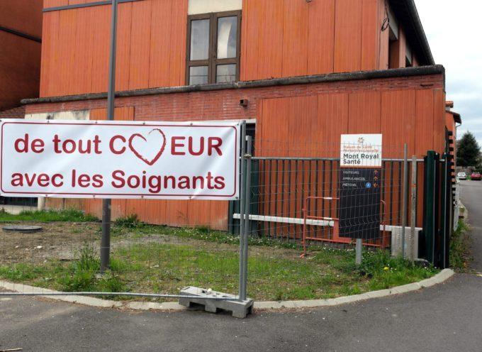 Montréjeau Covid-19 : la municipalité soutient les professionnels de santé et celui des Ehpad