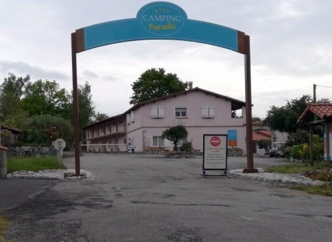 Montréjeau Camping Paradis : on se prépare pour la fiesta boum-boum