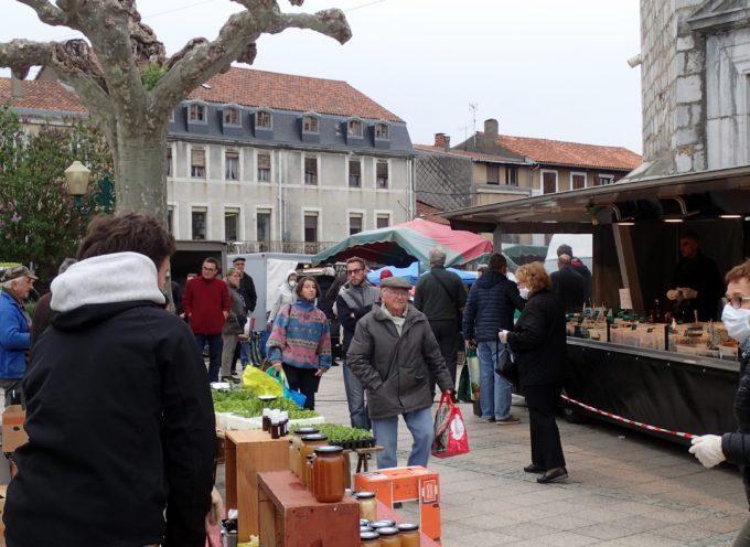 Montréjeau : Le bénéfique retour du marché