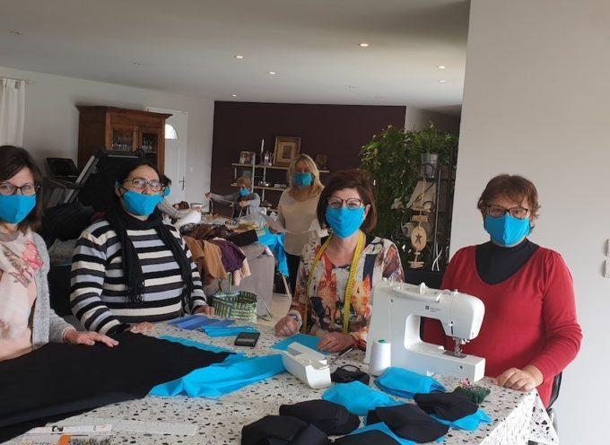 Landorthe: On fabrique des masques réutilisables