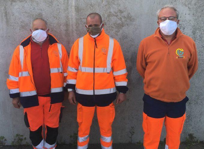 Une chaine de solidarité pour les agents de Coeur de Garonne