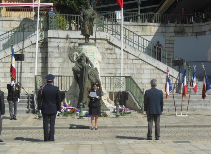 Commémoration du 8 mai 1945 à Saint-Gaudens : une cérémonie particulière