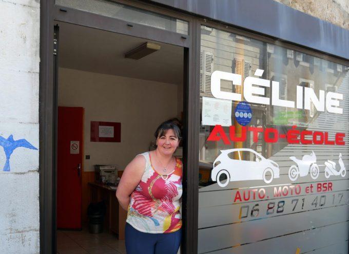 Montréjeau : Céline rouvre son auto-école