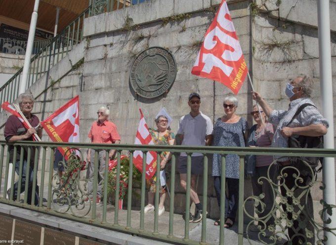 Saint-Gaudens : Commémoration du Conseil National de la Résistance