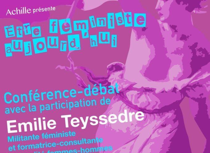 Une web-conférence sur le féminisme