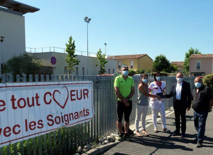 Montréjeau : Des tablettes pour les résidents du Mont-Royal