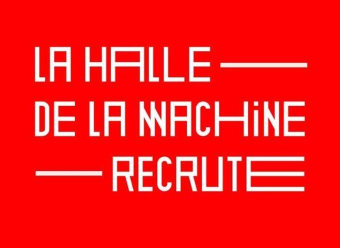 LA HALLE A LA MACHINE à Toulouse recrute !