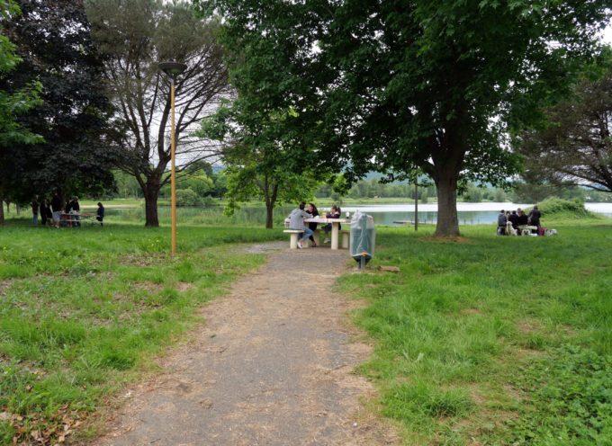 Montréjeau : La base de loisirs ouverte