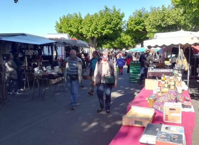Montréjeau : Le marché revit