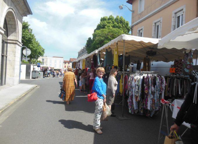 Saint-Gaudens : retour du marché de plein vent du jeudi