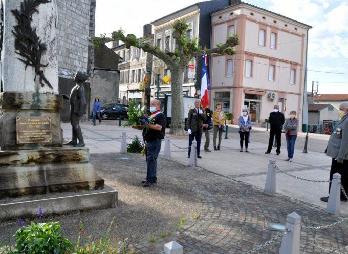 Montréjeau / Saint Plancard : Un 8 mai de confinement