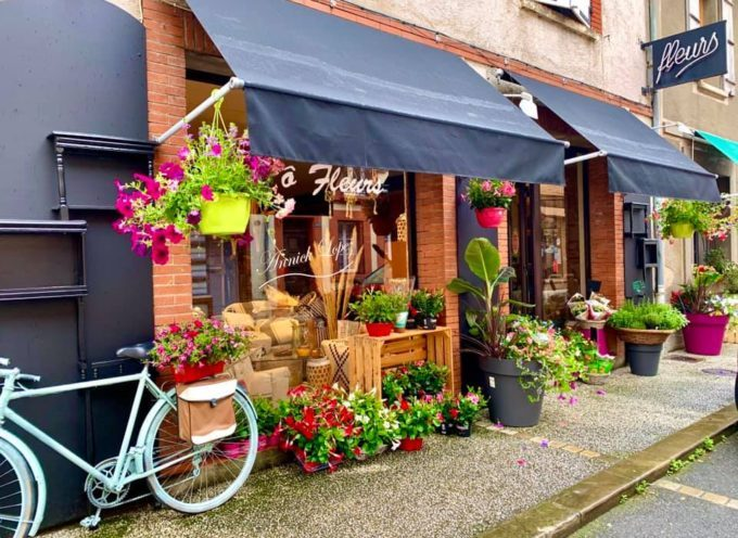 Montesquieu Volvestre: Le magasin Al ô Fleurs vous attend pour distribuer du bonheur