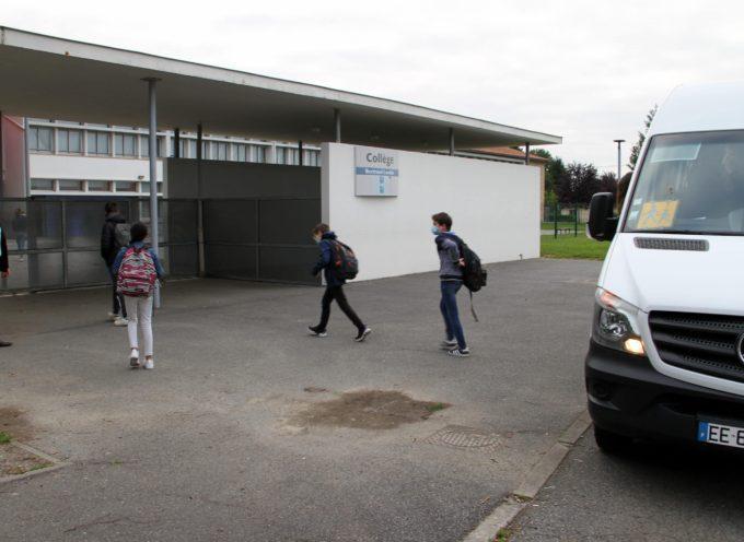 Montréjeau Bertrand Laralde : une petite majorité d'élèves est rentrée