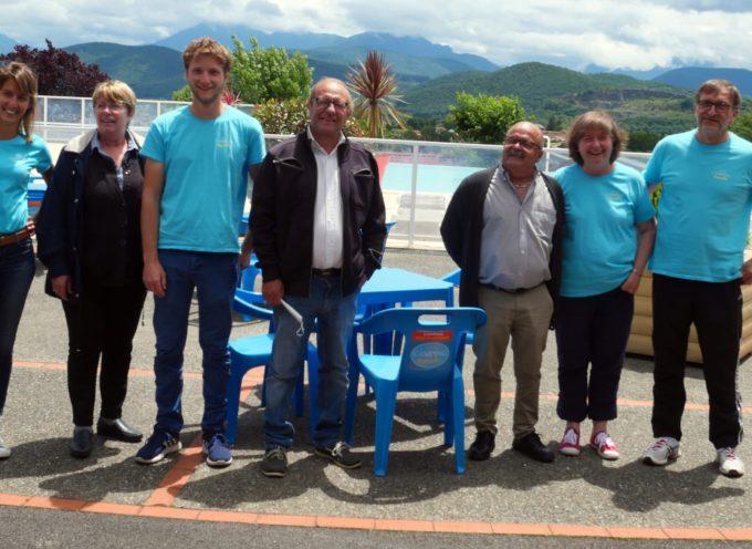 Camping Midi Pyrénées de Montréjeau : soutien de la municipalité