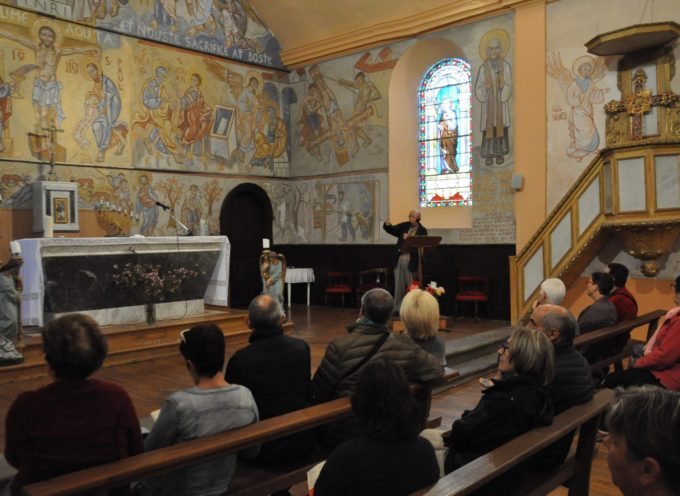 Le Cuing : L'église au catéchisme en icônes