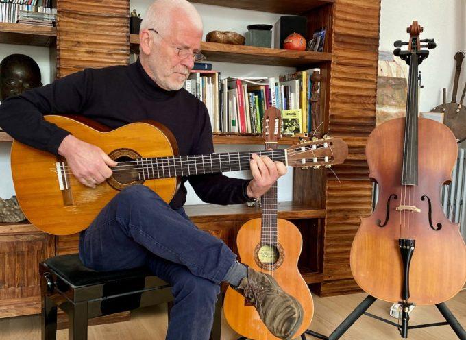 Eric Fraj sort un album pour fêter ses 50 ans de chanson