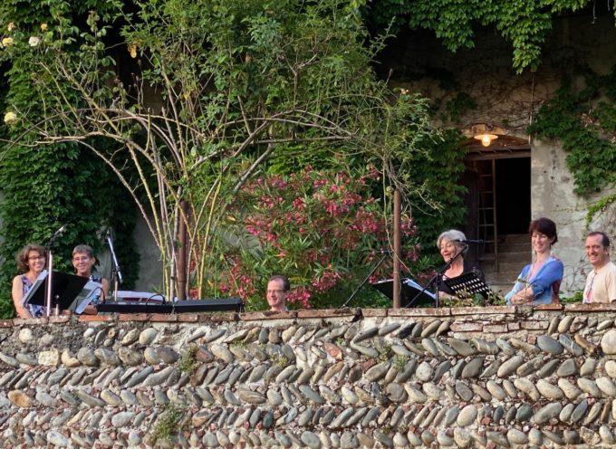 Carbonne: Une fête de la musique qui ne disait pas son nom: Un concert au balcon mais sans tison