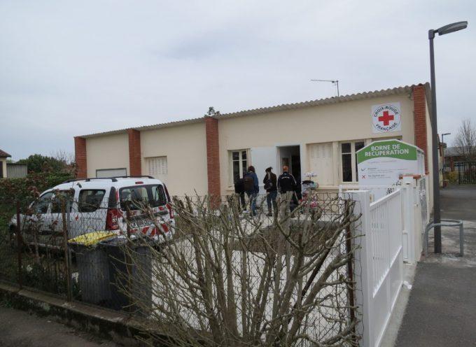Carbonne : Le vestiaire de la Croix-Rouge rouvre ses portes