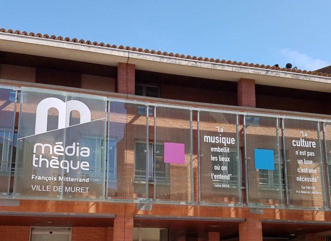 Quelques informations sur le fonctionnement de la médiathèque de Muret