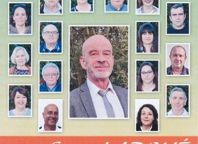 Gourdan Polignan Municipales 2020 : Serge Larqué communique