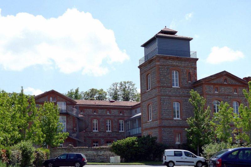 Hotel de la communauté des communes du Volvestre