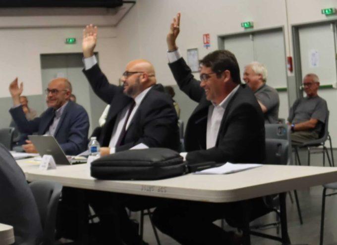 Nouveau conseil municipal muretain