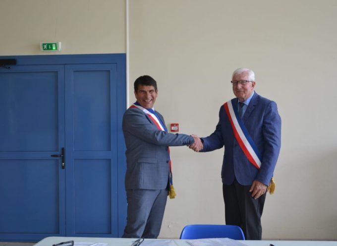 Le Plan : Jacques Servat succède à Pierre Zordan en tant que maire