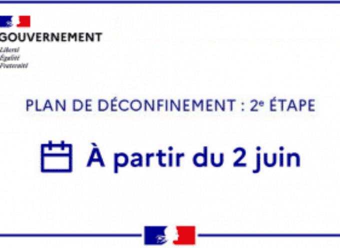 Tout savoir sur la phase 2 du déconfinement en Haute Garonne