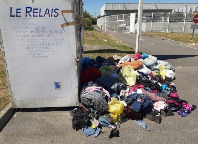 Cœur de Garonne : Le Relais toujours confiné, des containers provisoires installés