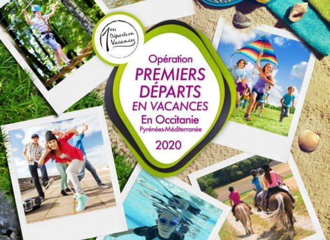 Opération 1er départ : Des vacances pour les jeunes au tarif de 65 euros