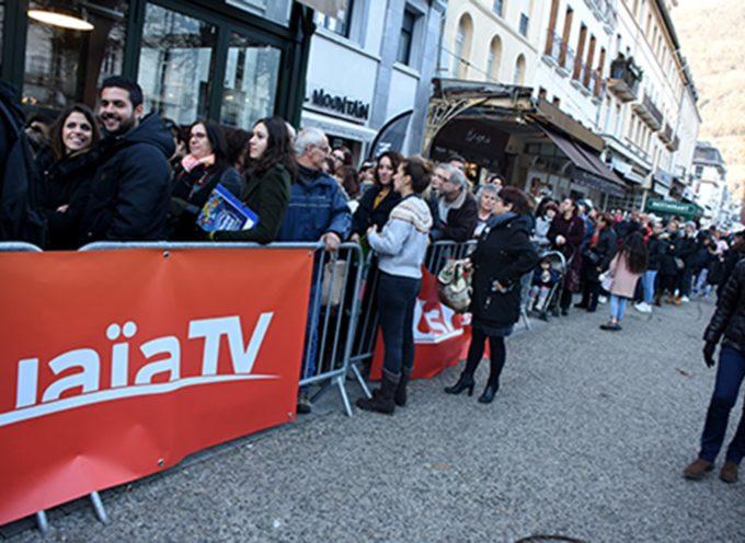 """FESTIVAL TV de LUCHON """"Communiqué de presse"""""""