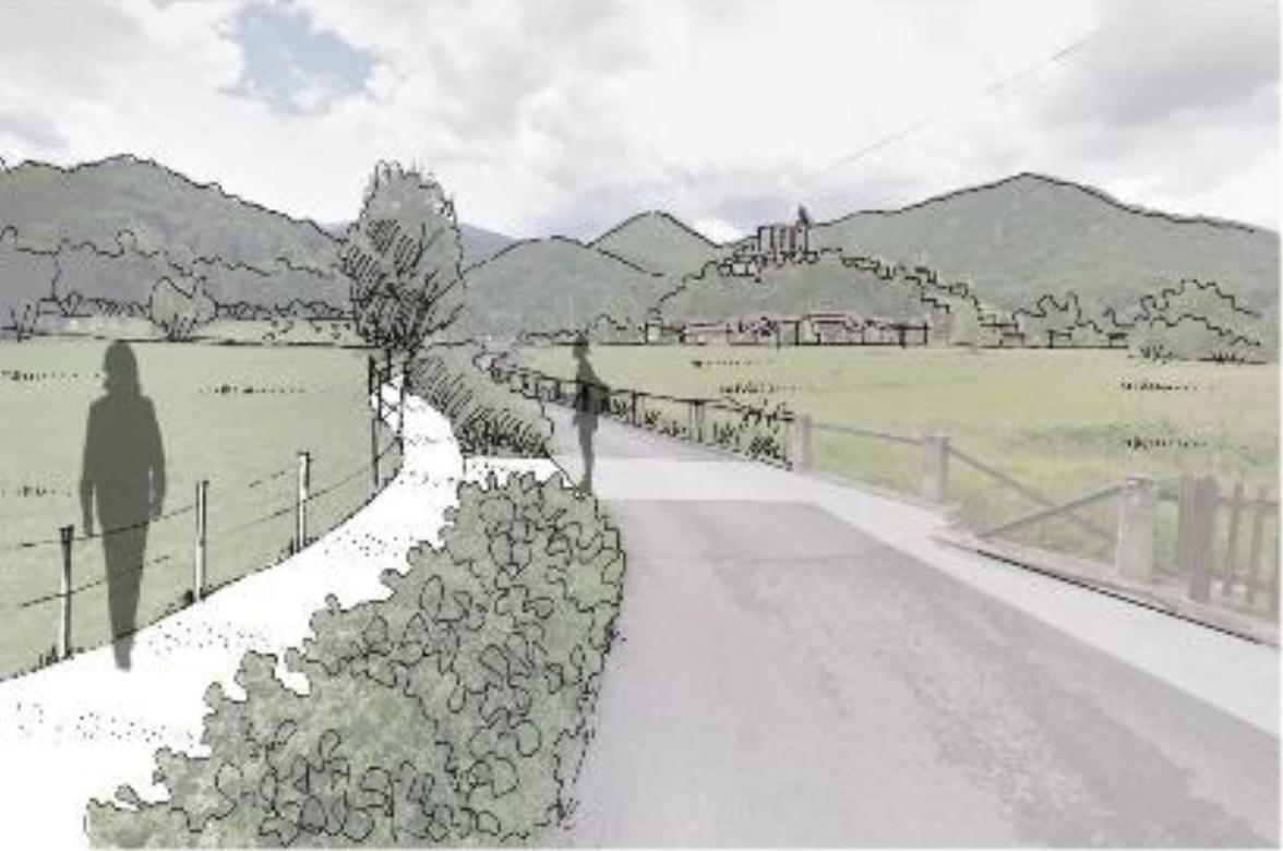 Un projet d'aménagement qui reliera les deux sites